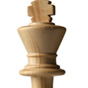 Leading Icon: Chess Piece, King